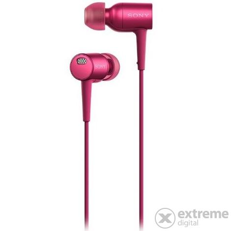 sony mdrex750nap hi res in ohr kopfh rer pink extreme. Black Bedroom Furniture Sets. Home Design Ideas