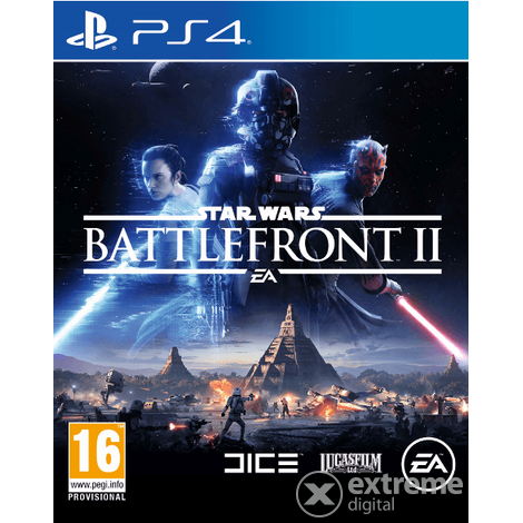 Star Wars Battlefront II PS4 játék