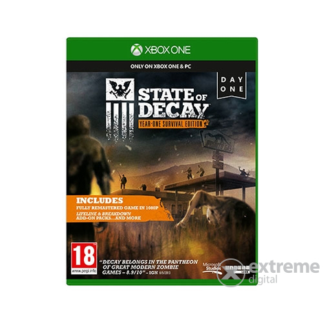 Игра State of Deacay за Xbox One