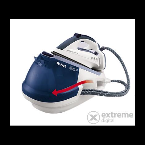 tefal pro express control manual