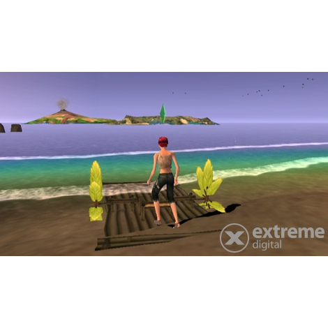 Joc PSP The Sims 2: Castaway (Platinum)