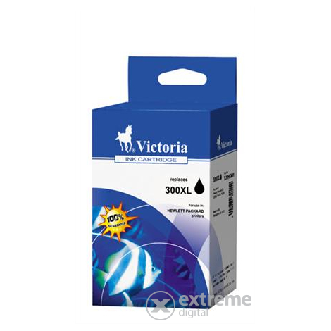 Victoria 300XL DJ D2560/F4224/F4280 fekete patron, 600 ...