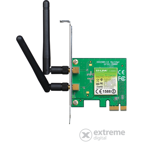 TP-LINK TL-WN881ND 300M Wireless PCI-E karta