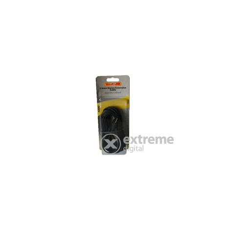 Cablu Value Line 1x3,5 mm Jack Stereo male - 1x3,5 mm Jack Stereo female 5m