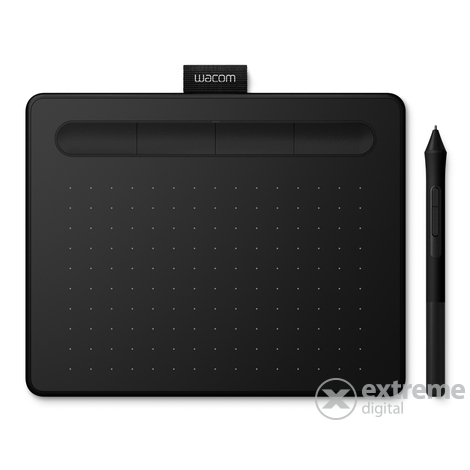 Tableta grafica Wacom Intuos S Black North