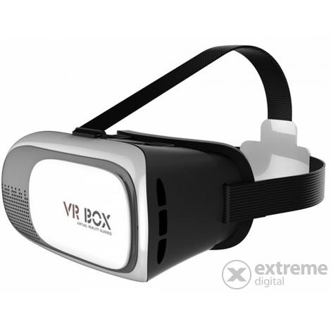 WayteQ VR BOX 2.0 + Fibrum virtuális valóság szemüveg