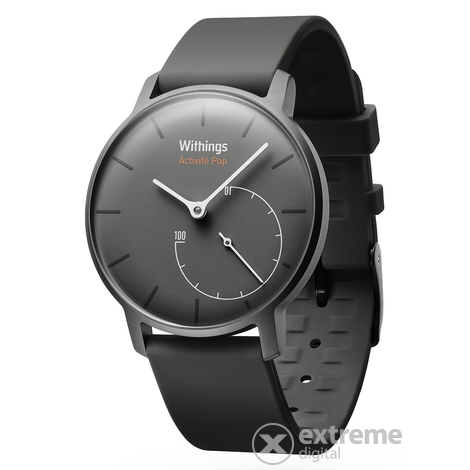 Часовник Withings Activité POP, цвят: сив
