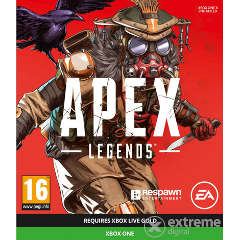 Apex Legends Bloodhound Xbox One játékszoftver