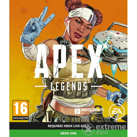 Apex Legends Lifeline Xbox One játékszoftver