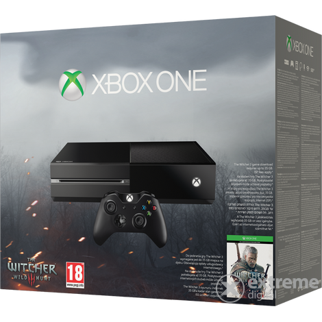 xbox one the witcher 3 extreme digital. Black Bedroom Furniture Sets. Home Design Ideas
