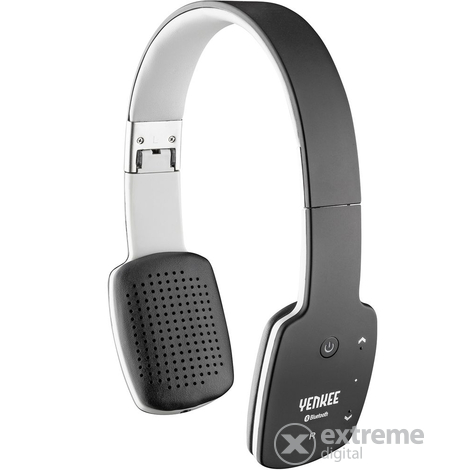 Слушалки Yenkee YHP 15BT BK bluetooth, черни