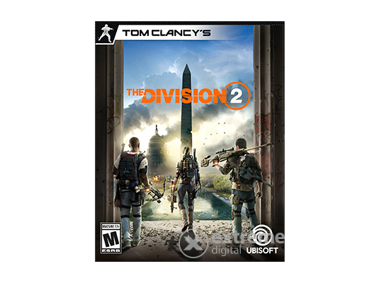 Tom Clancy's The Division 2 PC játékszoftver