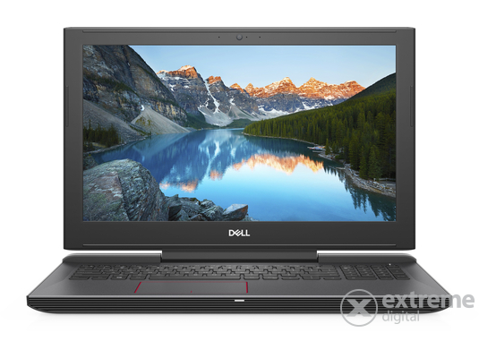 Dell G5 5587 DLL 5587_253127 notebook, fekete