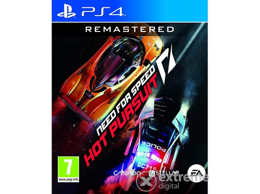 EA Need for Speed: Hot Pursuit Remastered PS4 játékszoftver