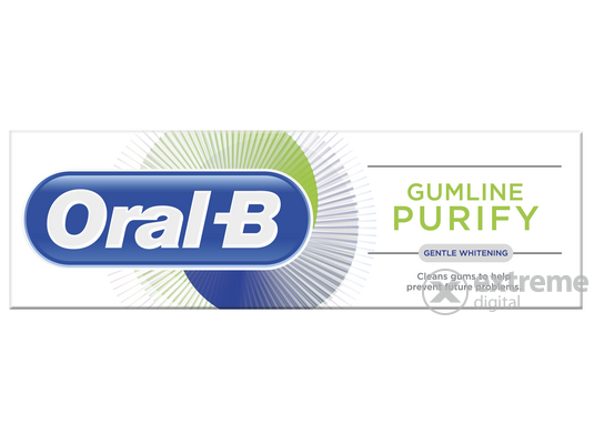 Oral-B Gum Purify Gentle White fogkérm (75 ml)