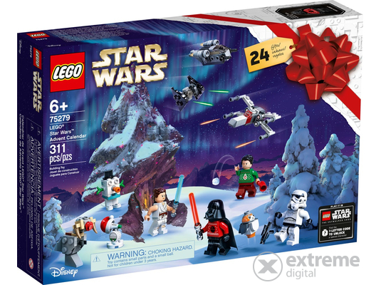 LEGO® Star Wars™ 75279  Adventi naptár