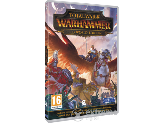Total War: Warhammer: Old World Edition PC játékszoftver