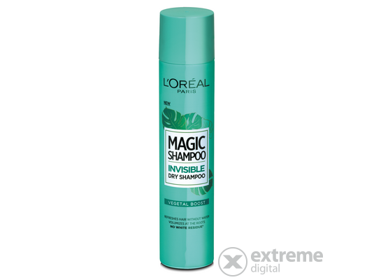 L`Oréal Paris Magic Shampo Vegetal Boost szárazsampon, 200 ml