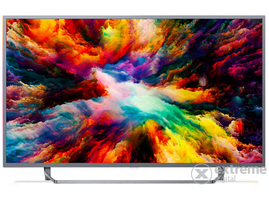 Philips 65PUS7303/12 UHD Android Ambilight SMART LED Televízió
