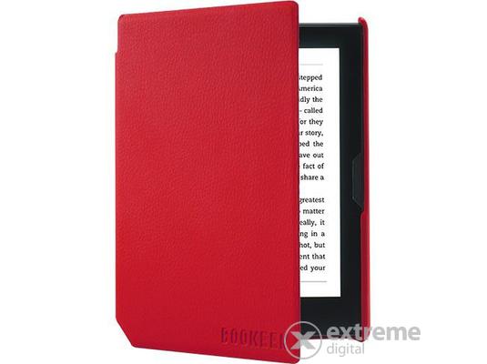 Bookeen Cybook Muse ebook olvasó tok, piros