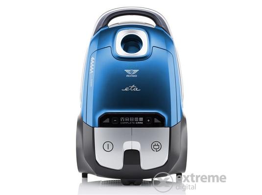 Eta 351990010 porzsákos porszívó, kék   Extreme Digital