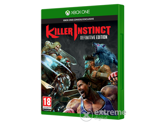 Killer Instinct: Definitive Edition Xbox One játék