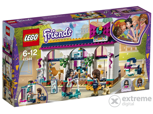 Weihnachtskalender Lego Friends.Lego Friends Adventskalender 2018 41353 Extreme Digital