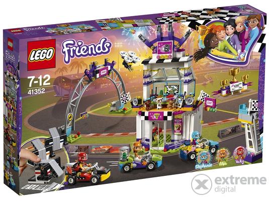 LEGO® Friends Heartlake hajvágó szalon 41093  058675b63d