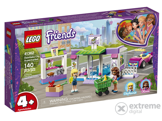 LEGO® Friends 41362 Heartlake City Szupermarket