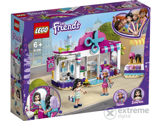 LEGO® Friends 41391 Heartlake City Fodrászat