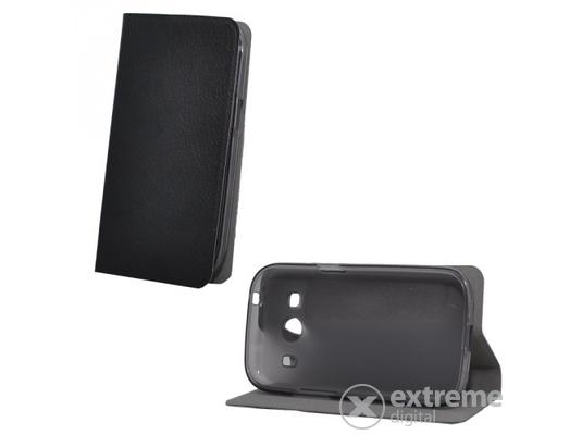 e8e5201da Gigapack kožený obal pre Samsung Galaxy Ace 4 LTE (SM-G357FZ), čierny