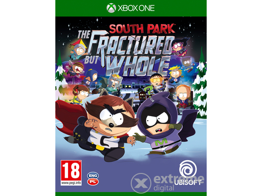 South Park: The Fractured But Whole Xbox One játékszoftver