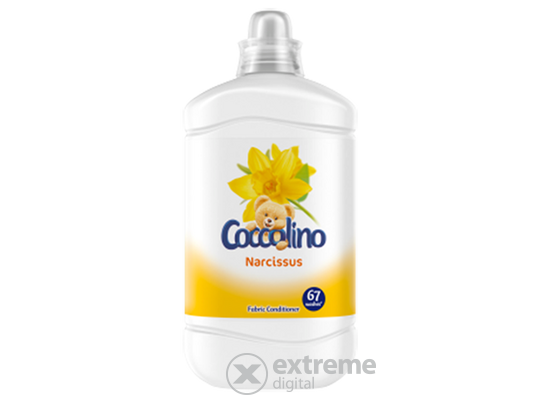 Coccolino öblítőkoncentrátum, Narcissu,s 4x1680 ml