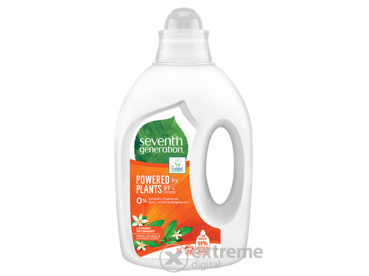 Seventh Generation Orange mosógél, 1 L, 20 mosás