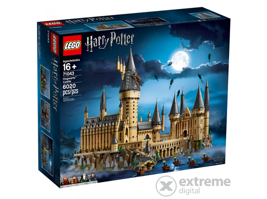 LEGO® Harry Potter TM Roxfort kastély 71043