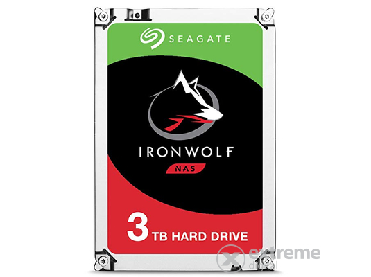 Seagate Ironwolf ST3000VN007 3,5