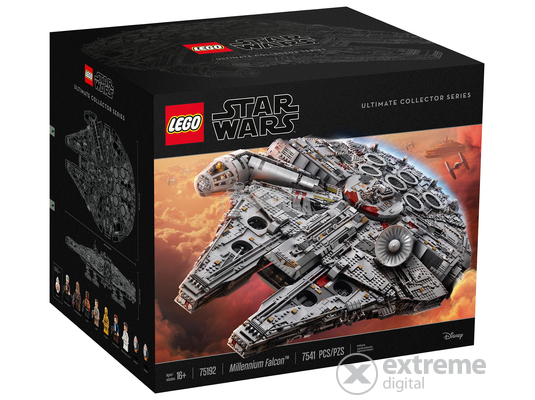 LEGO® Star Wars™ 75192 Ultimate Collectors Series Millennium Falcon™