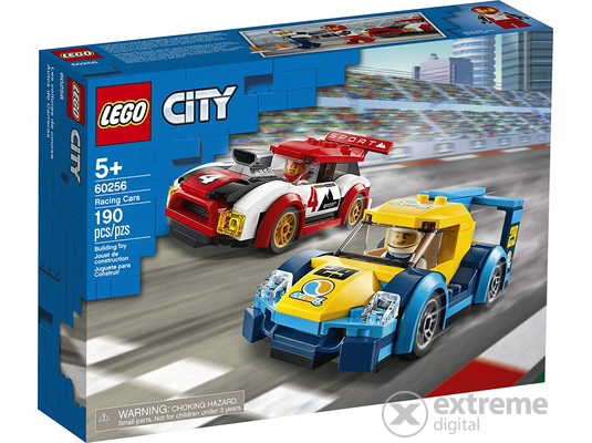 LEGO® City Turbo Wheels 60256 Versenyautók