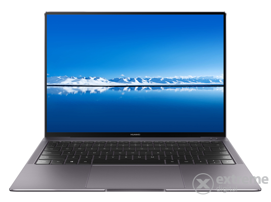 Huawei 53010ESY matebook X Pro notebook, szürke + Windows 10 Home