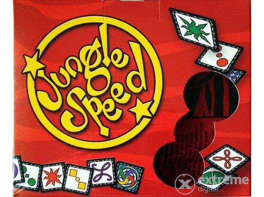 Asmodee - Jungle Speed - Dzsungelláz társasjáték