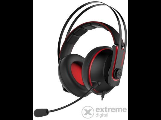 Asus Cerberus V2 gamer mikrofonos fejhallgató ba45789d8e