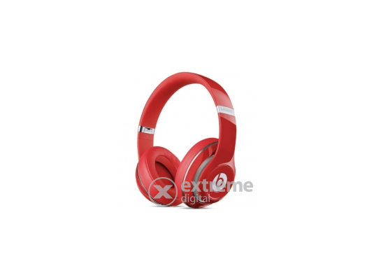 Beats by Dr. Dre Studio vezeték nélküli fejhallgató. piros