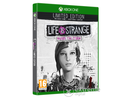 Life is Strange: Before the Storm Xbox One játékszoftver