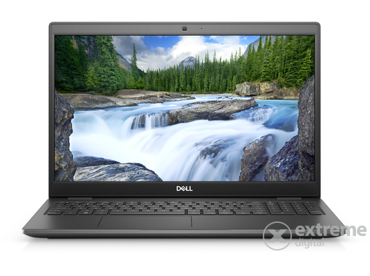 Dell Latitude 3510_289188 notebook, fekete