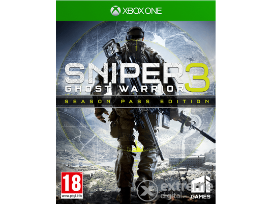 Sniper Ghost Warrior 3 Xbox One játék