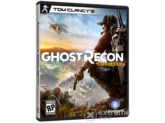 Tom Clancy`s Ghost Recon® Wildlands PC játékszoftver