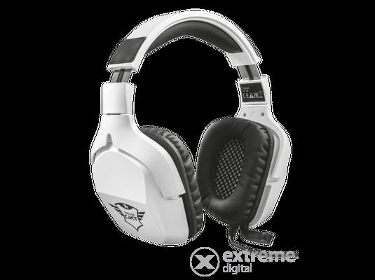 Trust GXT 354 Creon 7.1 gamer mikrofonos fejhallgató e8dc3b7444