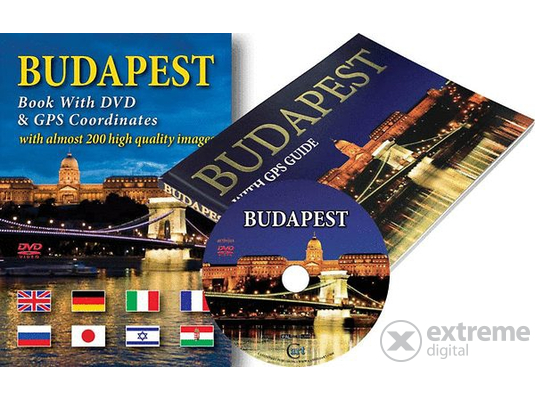 Budapest - Book with DVD & GPS Coordinates