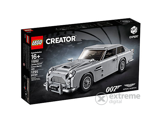 LEGO® Creator Expert James Bond™ Aston Martin DB5 10262