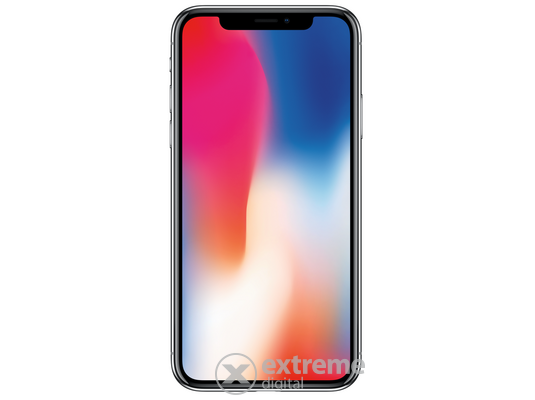 Apple iPhone X 64GB (8mqac2gh/a), asztroszürke